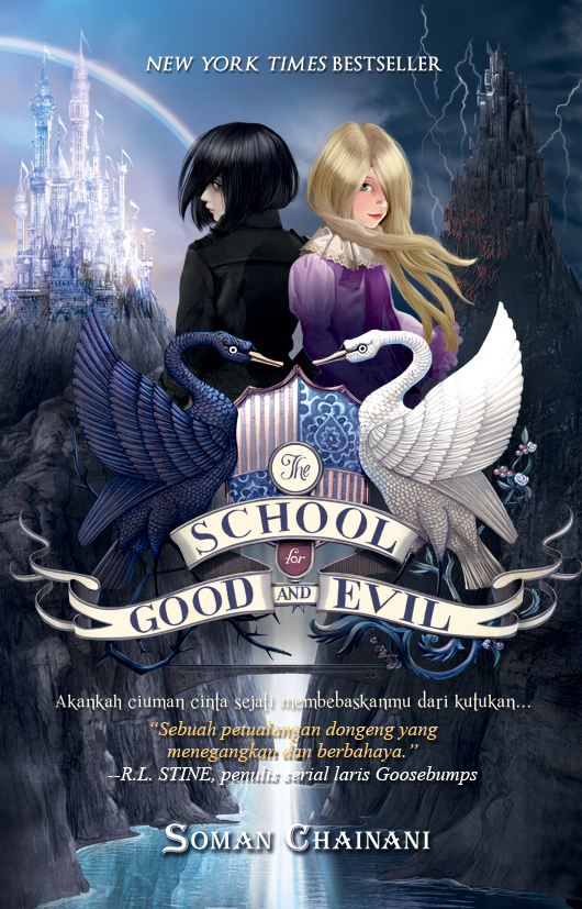 The School For Good And Evil The School For Good And Evil, 1 By Soman Chainani -6246