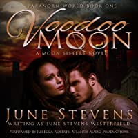 Voodoo Moon: A Moon Sisters Novel
