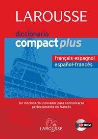 Diccionario compact plus francais-espagnol espanol-frances / Compact Plus French-Spanish Spanish-French Dictionary