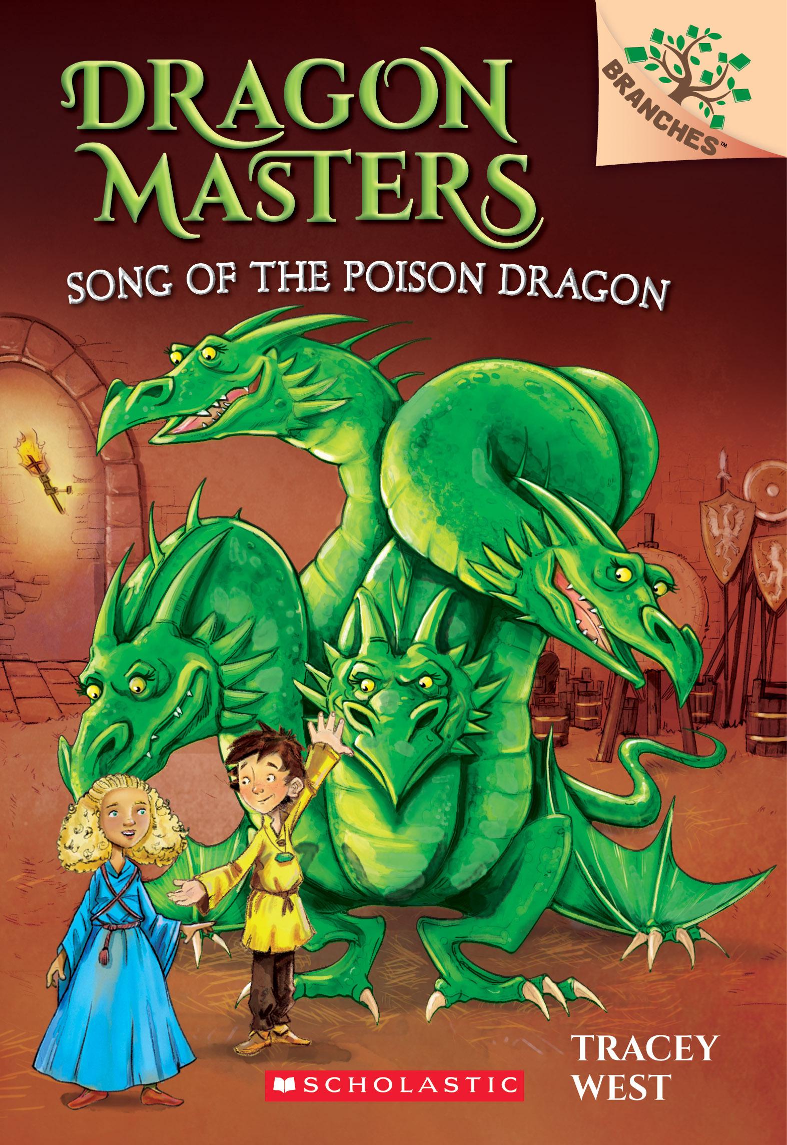 Master scroll book