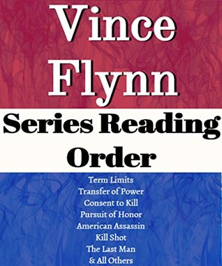 Publication Order of Mitch Rapp Books