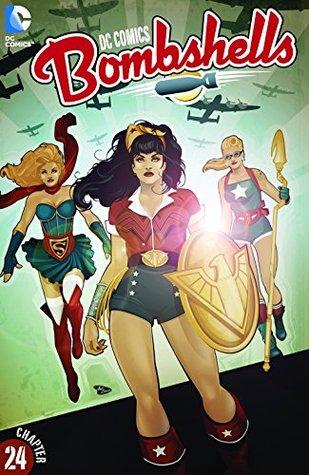 DC Comics: Bombshells #24