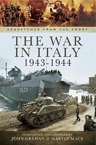 The War in Italy 1943-1944 - John Grehan