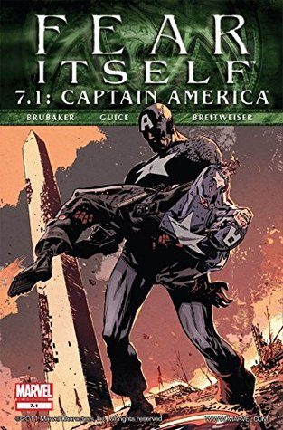 Fear Itself #7.1: Captain America