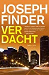 Verdacht by Joseph Finder