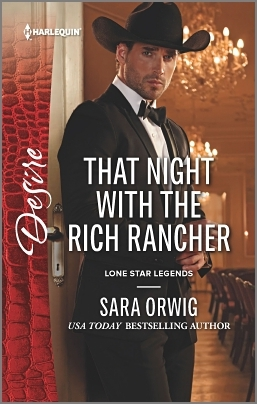 That Night with the Rich Rancher (Lone Star Legends, #6)