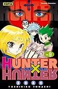 Hunter X Hunter, tome 09