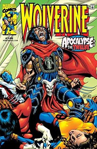 Wolverine (1988-2003) #146