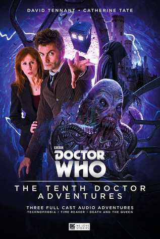 Doctor Who: The Tenth Doctor Adventures, Volume 1