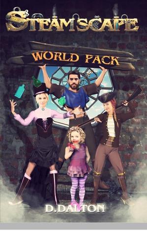 Steamscape World Pack D. Dalton