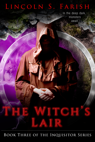 The Witch's Lair (Inquisitor series #3)