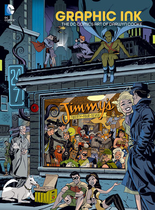 Graphic Ink: The DC Comics Art of Darwyn Cooke
