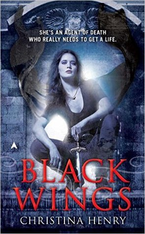 Black Wings (Black Wings, #1)