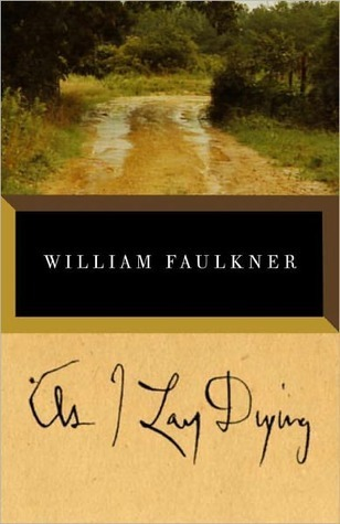 As I Lay Dying book cover