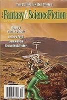 The Magazine of Fantasy & Science Fiction November/December 2015