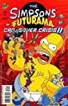 The Simpsons Futurama Crossover Crisis 2 #2