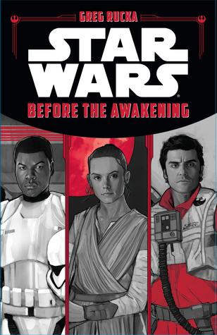 Before the Awakening by Greg Rucka