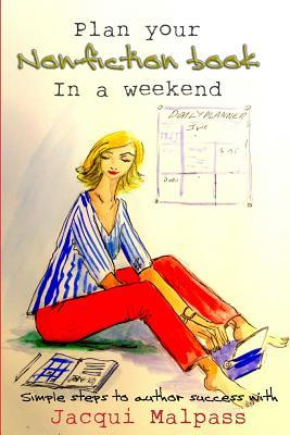 Plan your non-fiction book: in a weekend