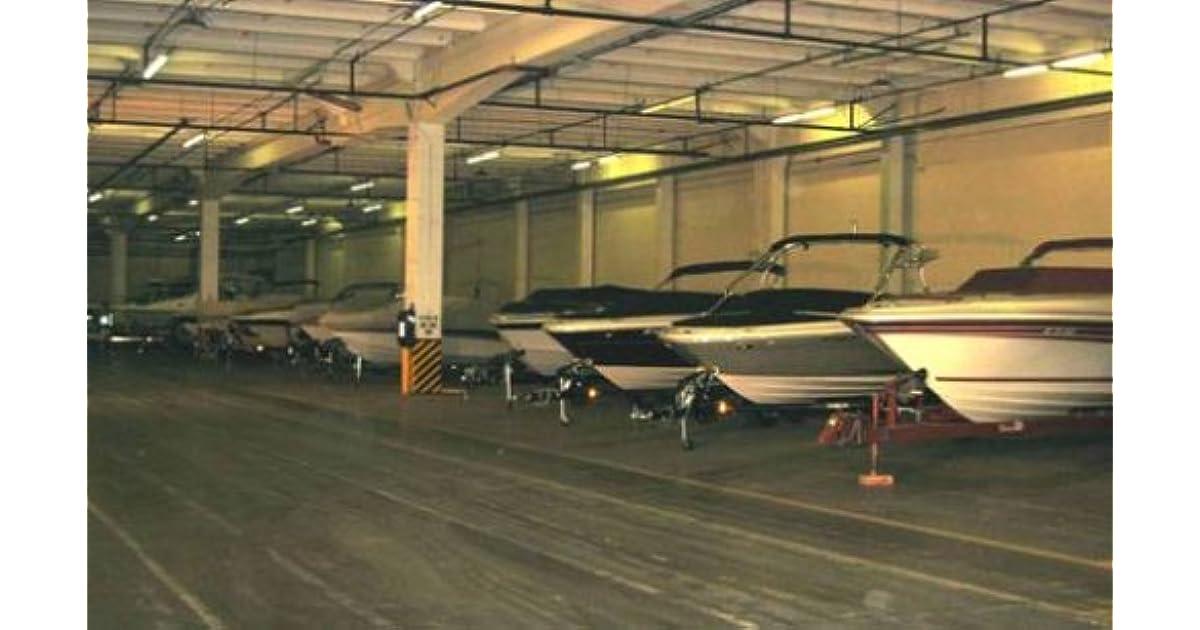 Boat Rv Storage Facility Start Up