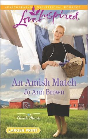 An Amish Match by Jo Ann Brown