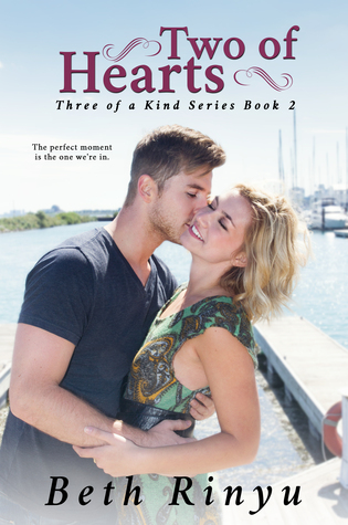 Two of Hearts (Three of a Kind, #2) Beth Rinyu