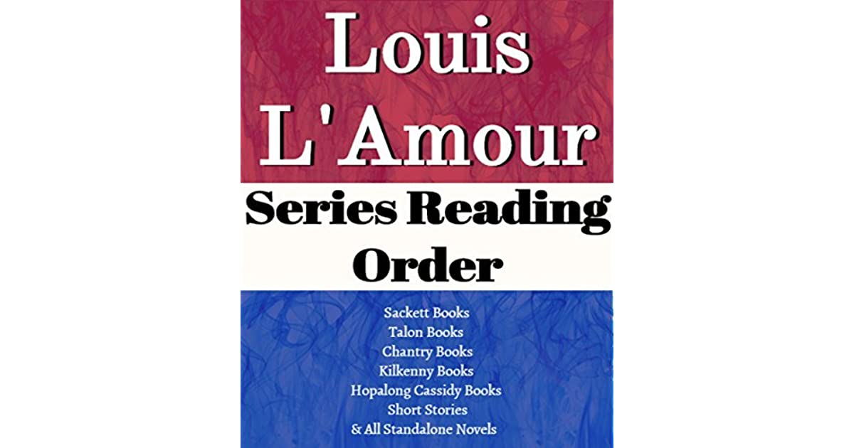 louis l amour book list in order
