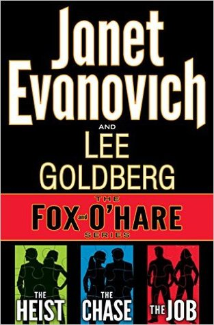 Janet Evanovich Fox and OHare Series - Books .25, .5 and 1-6
