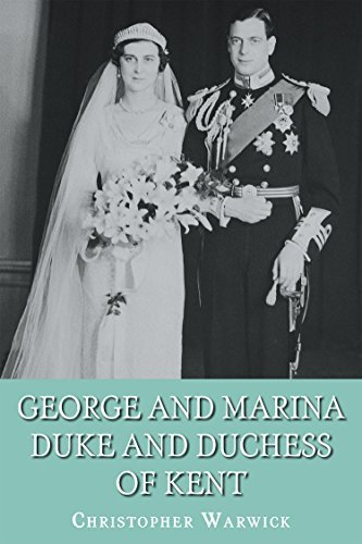 George and Marina  Duke and Duchess of Kent