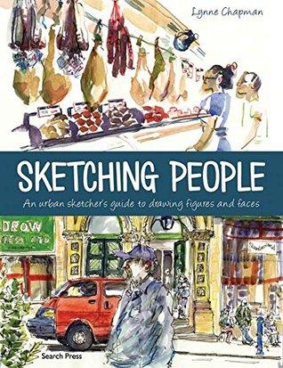Sketching People by Lynne Chapman