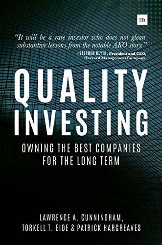 Quality Investing Owning the Best Compani - Lawren
