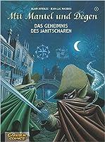 Das Geheimnis der Janitscharen (Mit Mantel und Degen, #1)