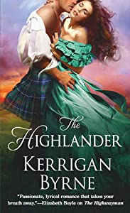 The Highlander (Victorian Rebels, #3)