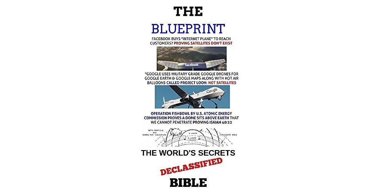 The blueprint worlds secrets declassified bible by brett salisbury malvernweather Gallery
