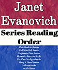 List Series: Janet Evanovich: Series Reading Order: Stephanie Plum Series, Kate O'Hare & Nicolas Fox Books, Elsie Hawkins, Alexandra Barnaby, Lizzie & ... Hot/Cate Madigan Books by Janet Evanovich