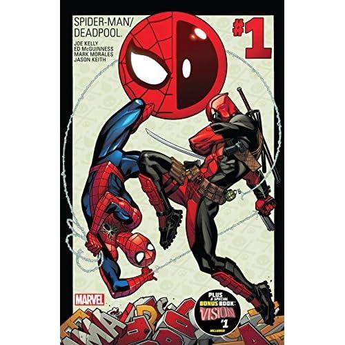 Deadpool And Spider Man 1: Spider-Man/Deadpool (2016-) #1 By Joe Kelly