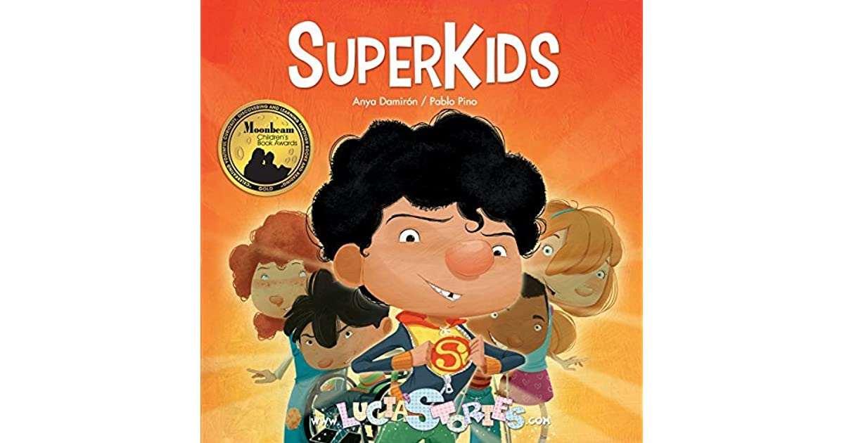 SuperKids by Anya Damiron