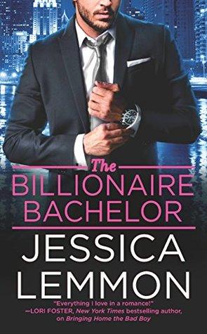 The Billionaire Bachelor (Billionaire Bad Boys, #1)