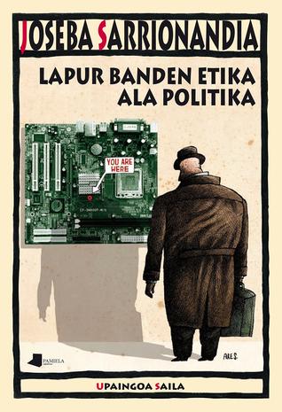 Lapur banden etika ala politika by Joseba Sarrionandia