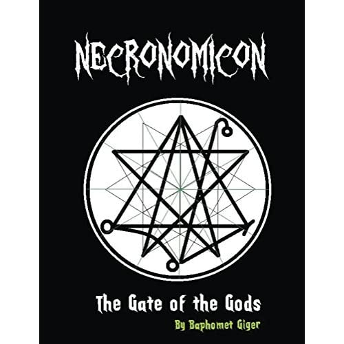 Necronomicon: The Gate of the Gods by Baphomet Giger