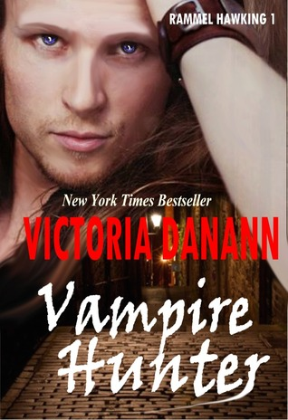 Vampire Hunter (Knights of Black Swan, #8)