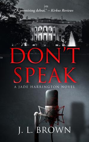 Don't Speak (Jade Harrington, #1)