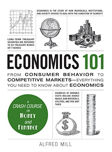 Economics 101 From Consumer Behavior to Competitive Markets--Everything You Need to Know About Economics