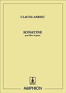 Sonatine pour Flûte & Piano A.126