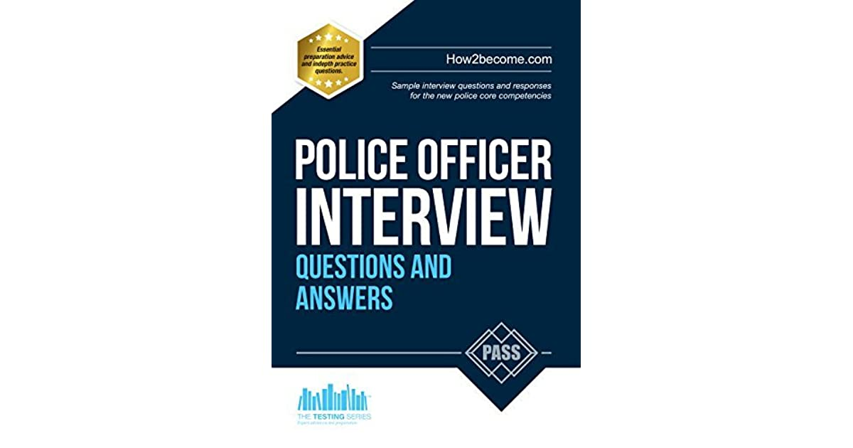 Auxiliary Police Interview
