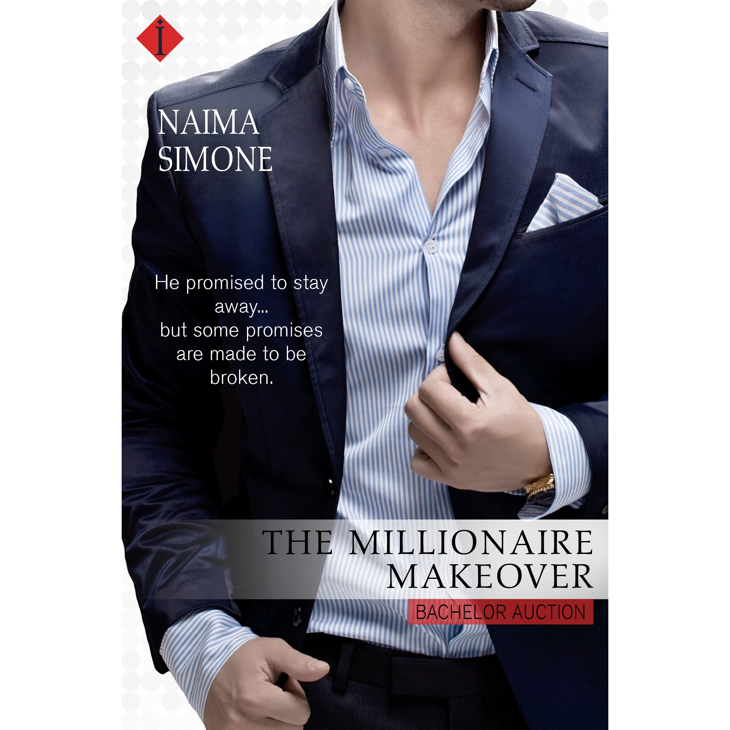 25ac6f8605d3 The Millionaire Makeover (Bachelor Auction, #2) by Naima Simone