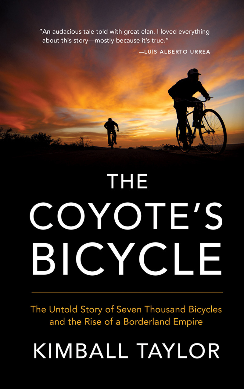 The Coyote s Bicycle The Untold Story of 7 000 Bicycles and