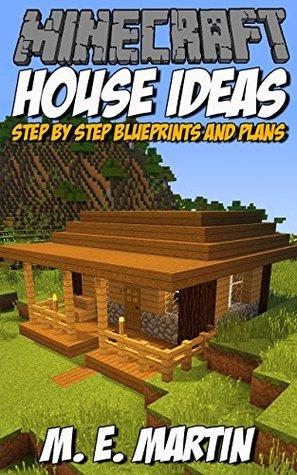Minecraft House Ideas: Step by Step Blueprints and Designs ... Minecraft Mansion Ideas Step By Step