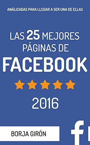 Las 25 mejores páginas de Facebook