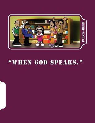 """""""When God Speaks"""" - Daughters Arise Awaken and Get Up -II: A Mary McEwen adapted story for the Scripture John 10:27"""
