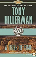 A Thief Of Time Leaphorn Amp Chee 8 By Tony Hillerman border=